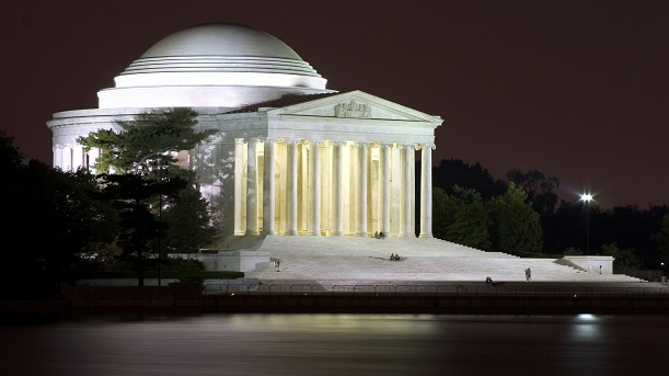 Things to do in Washington D.C. - Jefferson Memorial